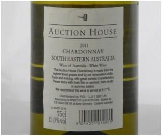 Auction House Chardonnay