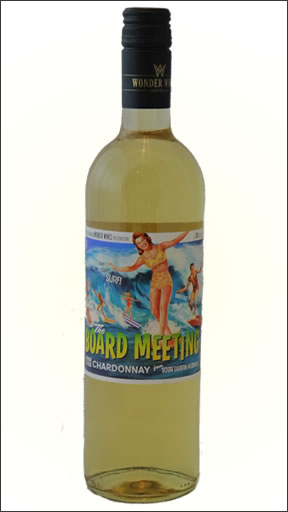 Board Meeting Chardonnay